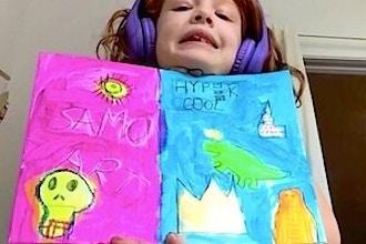 Kids: Painting Adventure (Online)