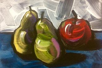 Adult: Beginner Still Life Painting (Online)