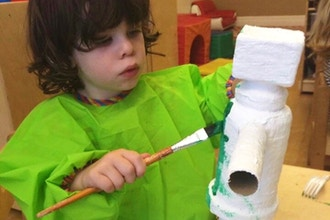 Toddlers: Creative Playtime (Online)