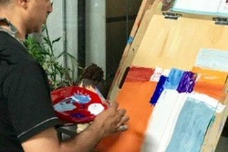 Adult: 3 Hr Intensive Oil Painting