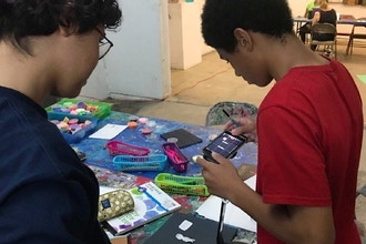 Teens: Stop Motion Animation Camp