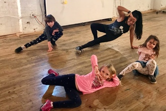 Kids: Hip Hop & Tumbling