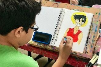 Kids: Comic Book Illustration