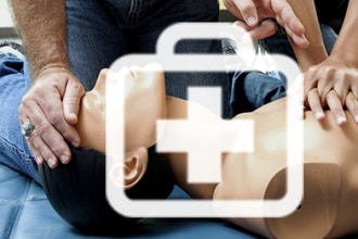 Healthcare Provider CPR w/ First Aid Combo