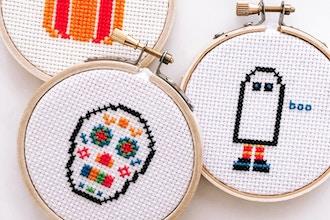 Intro to Cross Stitch