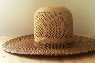 Straw Hat Making
