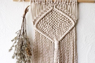 Creating Macrame Wall Hangings with Aletheia DSGNS