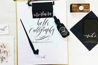 Intro to Modern Calligraphy