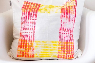 Block Printed Pillow Cases