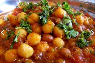 Delicious Vegan & Gluten Free Chana Masala