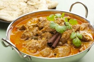 Virtual - Butter Chicken & Paratha Dinner