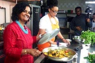 Healthy Indian Vegetarian Dinner