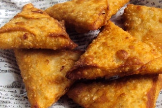 Party Foods: Samosas, Pakoras, Chutneys & More