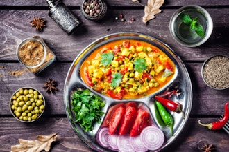All Indian Vegetarian Exquisite Dishes