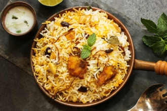 Virtual - Learn Mouth Watering Biryani