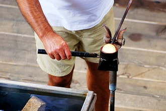 Introduction to Glassblowing (Day time)