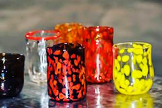 Intro to Glassblowing: Tumblers Glasses