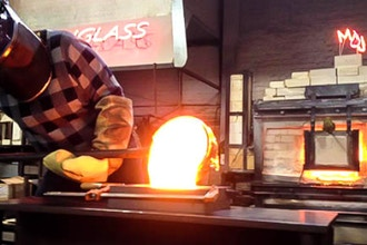 Introductory Glass Blowing (8 Week)