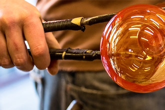 Two-Day Intro to Glassblowing