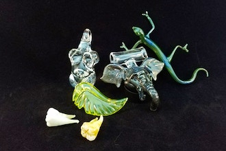 Sculpting with Solid Glass