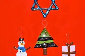 Holiday Fusing Workshop (Ages 6+)