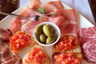 Antipasti & Trivia Night: Italy's Southern Street Food
