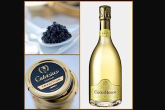 Summer Like An Eatalian: Dinner with Calvisius Caviar