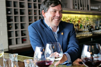 Guided Wine Tasting with Master Sommelier Craig Collins