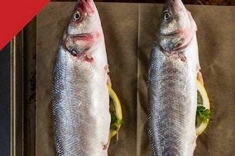 Seasonal Seafood (Pesce d'Aprile)