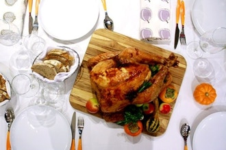 A 4-Course Chef's Table: An Italian Thanksgiving