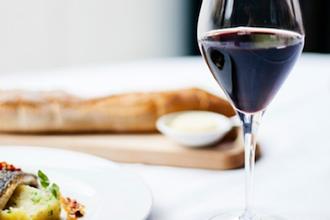 When New York Wine Met Italian Food