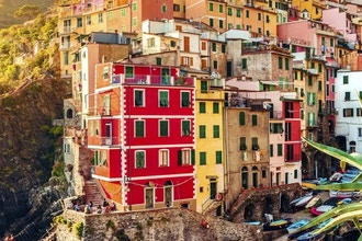 Cinque Terre: The Italian Riviera 5-Course Chef's Table