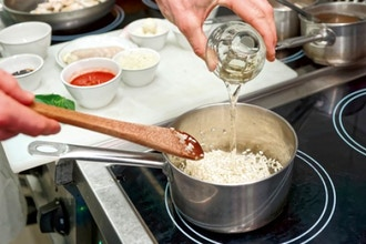 The Art of Fall Risotto