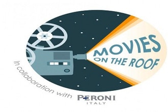 Movies on the Roof with Peroni - The Shining