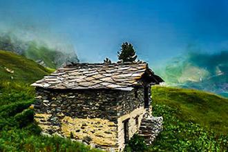 Take A Hike: Italian Alp Cuisine