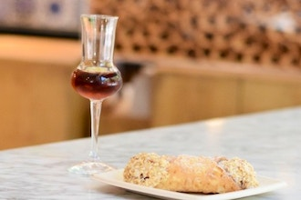Crafting the Perfect Cannoli & Sipping on Sicilian Wine