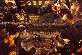 A Renaissance Christmas Lecture & Dinner