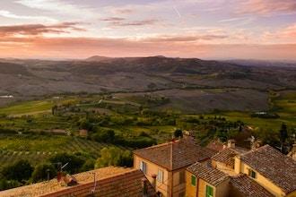 The Food & Wine of Tuscany's Montepulciano
