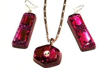 Intermediate Resin Jewelry