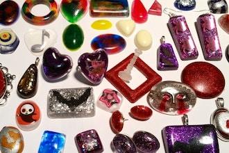 Intermediate Resin Jewelry Casting