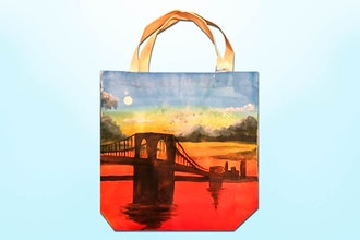[Digital DIY] Tote Bag Painting