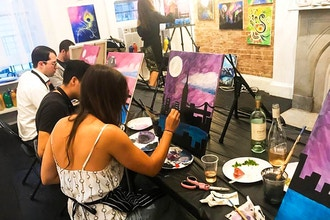 Private Group Art Class