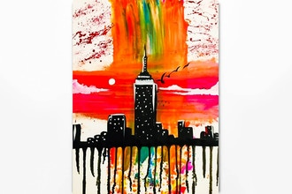 Paint and Sip: Open Letter to NYC