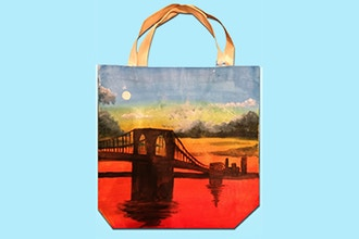 Artwear: The Tote Bag Painting