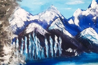 Paint and Sip: Coors Light
