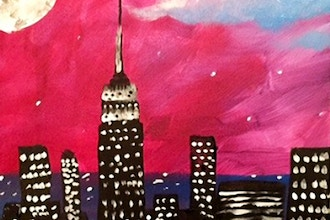 Paint and Sip: New York State of Mind
