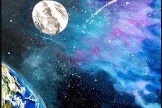 Paint and Sip: Star Trekkin'