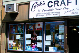 Cook's Arts & Crafts Shoppe