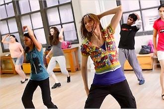 Bollywood Funk Dance - Advanced Beginner