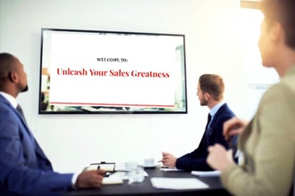 Unleash Your Sales Greatness